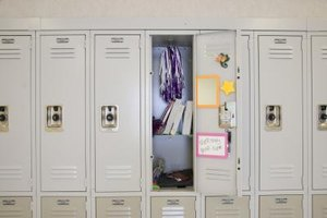 Student lockers aren't private property and may be searched by school officials.