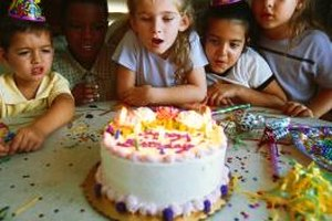 Make your child's birthday special with the right venue.
