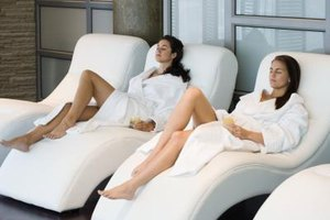 Make it a mom and daughter spa day and start the party after some relaxation.