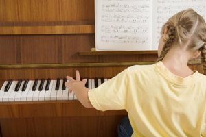 Explain basic expression marks to make your child's playing more musical.
