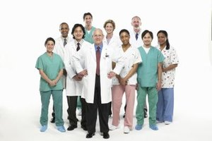 Medical and health services managers may come from many different disciplines.