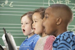 Pick some multicultural songs to sing with your preschooler.