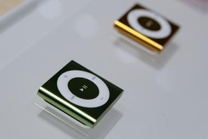 The iPod Shuffle has the smallest form-factor of the iPods.