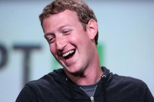 Facebook founder and CEO Mark Zuckerberg launched the site in 2004.