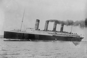 What Happened to the British Ocean Liner Lusitania?