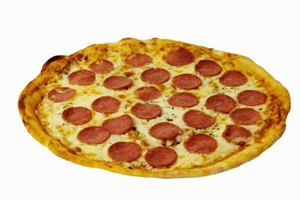 More than 30 percent of all pizzas include pepperoni as a topping.