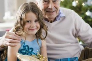 Help your children make this a Christmas their grandparents will never forget.
