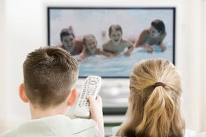 Properly secure your TV to help prevent injury to children.