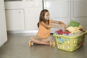 Chore List for Working Moms