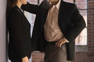 The office womanizer can create problems throughout the organization.