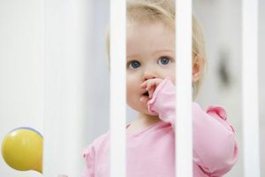 Keep your precious one protected with safety gates and fences.