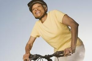 Keep pedaling -- away from fear and regrets.