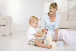 Spatial Relations Activities for Infants and Toddlers