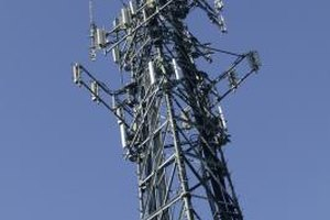 Smaller cell phone providers will use a larger company's networks to provide service.
