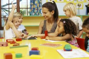 Kindergarten teachers need significant education and training.