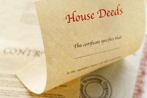 Quitclaim deeds transfer real estate ownership.
