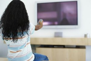 The TV can keep a child awake at night, impacting her energy levels the next day.