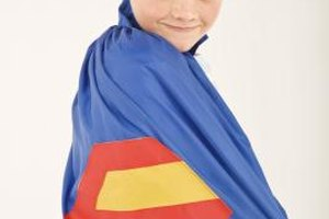 Celebrate your child's love of Superman at his next birthday.