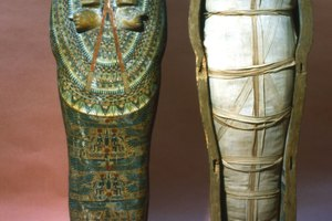 What Did the People Put in the Mummies' Tombs in Ancient Egypt?