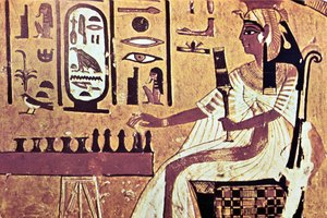 Facts About Ancient Egyptian Games