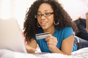 How to Put a Credit Card Account on Hold