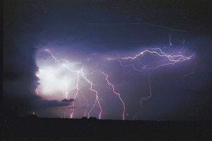 Teaching children about thunder and lightning is easy with books and activities.