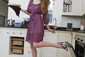 Being a housewife is a full-time job, but it's not enough to file taxes.
