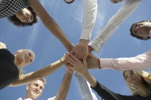 Activities that get employees out of the workplace can build team spirit.