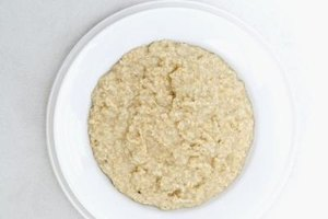 Porridge might boost your breast milk production.