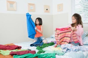 Getting your kids to do chores teaches them that their household contributions matter.