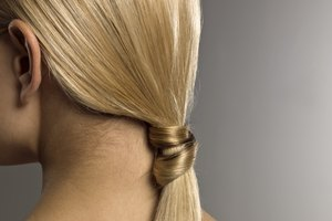 How to Apply a Color Glaze to Reduce Brassy Hair