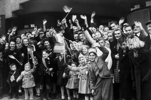 Who Liberated Holland in WW2?