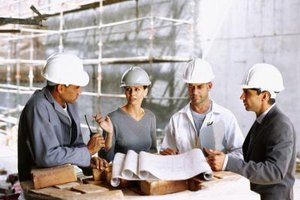 A degree in construction management combines business knowledge and construction skills.