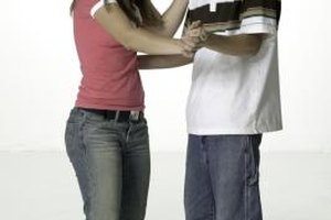 Trying new activities together can improve a teen's relationship.