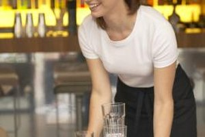 For a successful restaurant, your servers must always have a pleasant disposition.