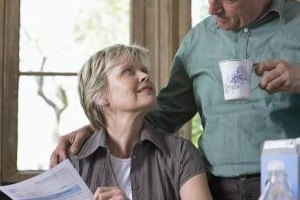 A reverse mortgage can help out with retirement finances.