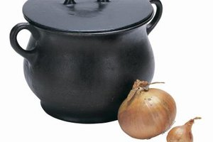 Substitute onions for shallots in soups, sauces and other recipes.
