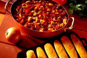 Turn a pot of chili into an impressive meal with the right breads and side dishes.