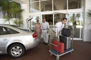 A hotel's staff determines guest experience from arrival to departure.