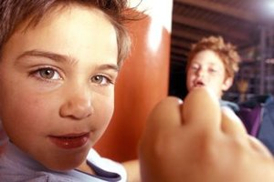 Bullies habitually act violent, often due to the attention they receive for doing so.