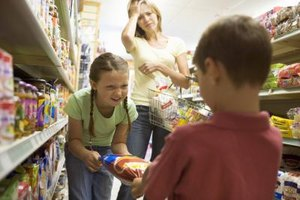 Many common grocery items contain additives and chemicals that could be harmful to your family.