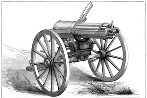 Early American Military Weapons in the 1800s