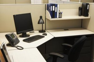 Industrial-organizational psychologists work to make offices more pleasant and efficient.