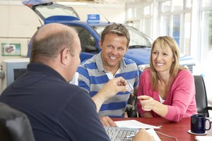 How to Remove a Co-Buyer's Name From a Car Loan