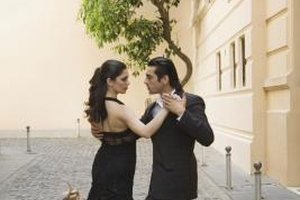 Ballroom dancing is a way to meet people and increase self-confidence.