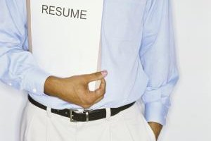 Bring a printed copy of your resume to an interview.