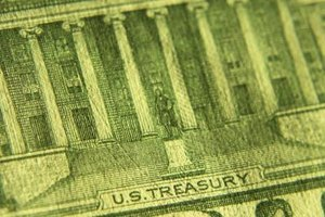Bonds issued by the U.S. Treasury are the gold standard for security.
