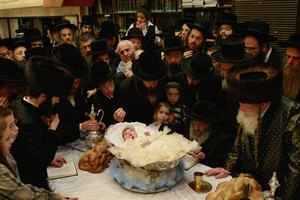Orthodox Jews & Naming Ceremonies