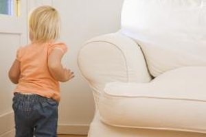 Some children show early signs of autism in the toddler years.