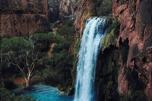 Tribal Legends of the Havasupai Indians